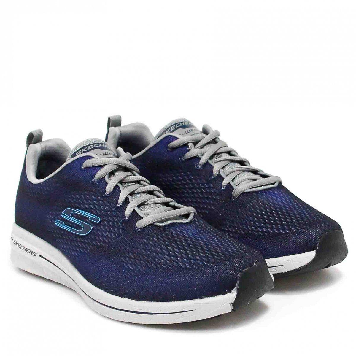 Tênis Skechers Caminhada Corrida Burst 2.0 - Compre Agora  b17757703709b