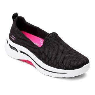 Tênis Skechers Feminino Go Walk Arch Fit - Grateful