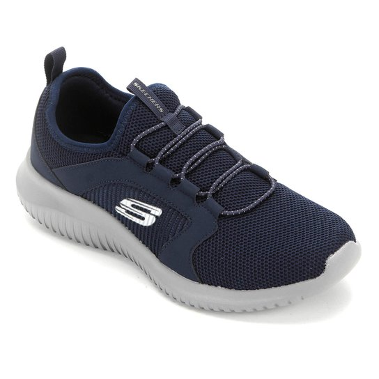 Tênis Skechers Flection Myogram Masculino - Marinho