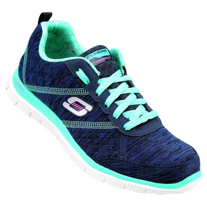 Tênis Skechers Flex Appeal Pretty City