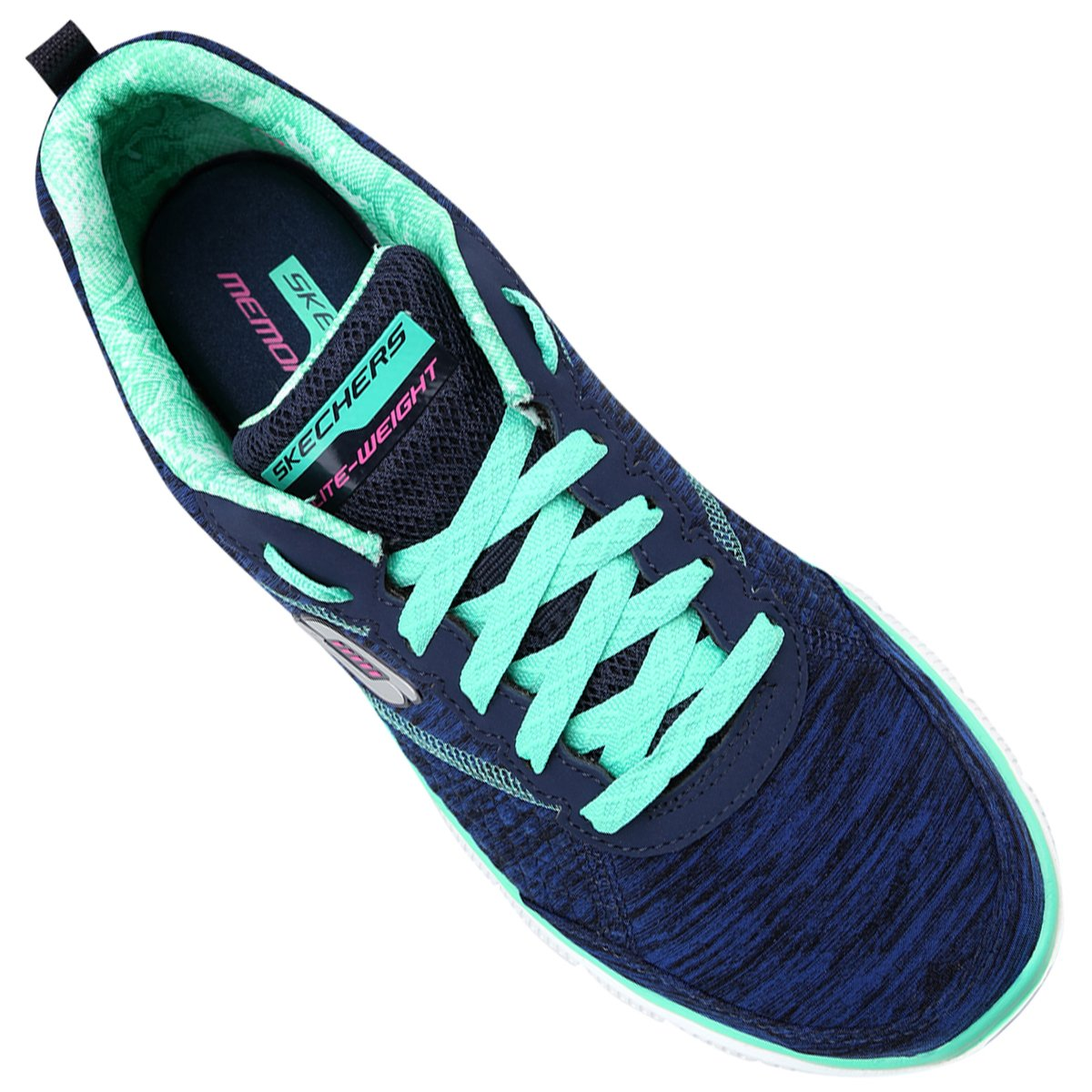 Skechers City Appeal Pretty Flex Tênis Tênis Flex City Azul Pretty e Skechers Appeal Marinho EWxw8qvgzz