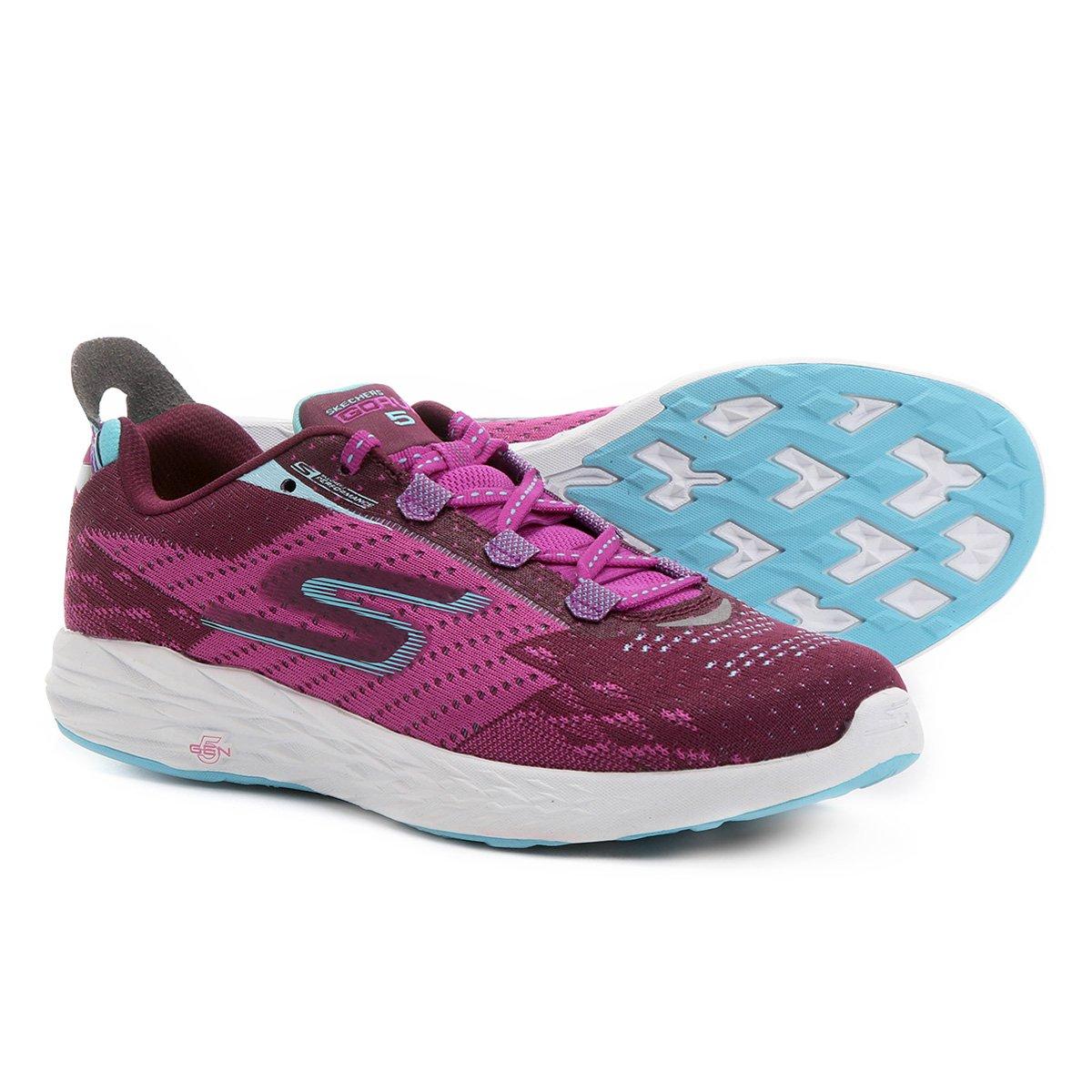 3affeac1c Tênis Skechers Go Run 5 Feminino