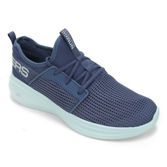 Tênis Skechers Go Run Fast Quick Step Feminino