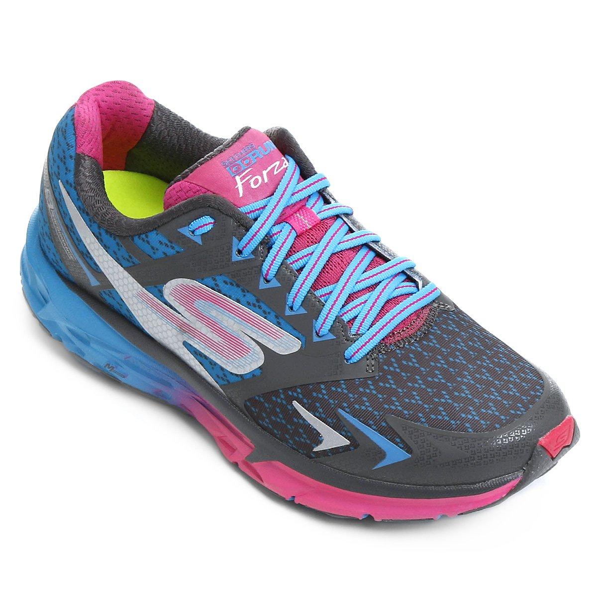 Tênis Skechers Go Run Forza Feminino - Compre Agora  472d3ebb47e84