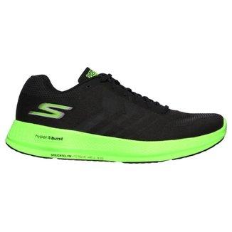 Tênis Skechers Go Run Razor Masculino 220211-BKGR