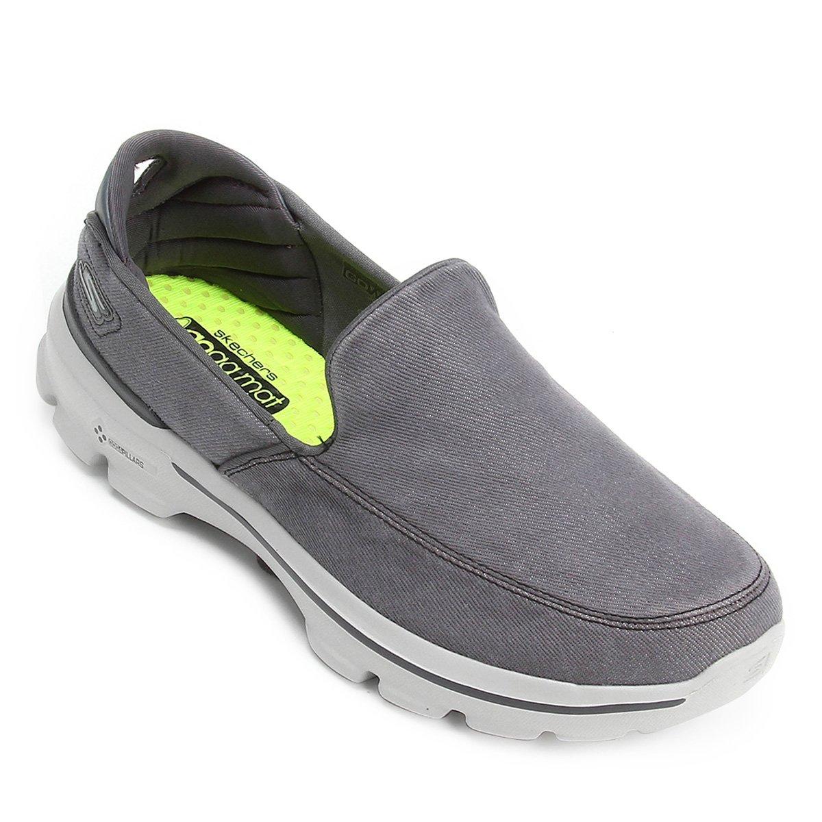 9859d30be24 Tênis Skechers Go Walk 3 Unwind Masculino - Compre Agora