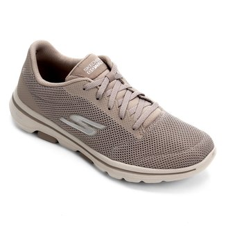 Tênis Skechers Go Walk 5 Lucky Feminino