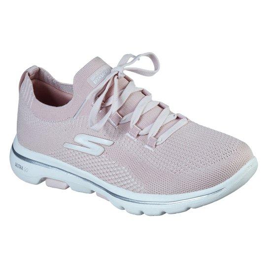 Tênis Skechers Go Walk 5 Uprise Feminino - Pink