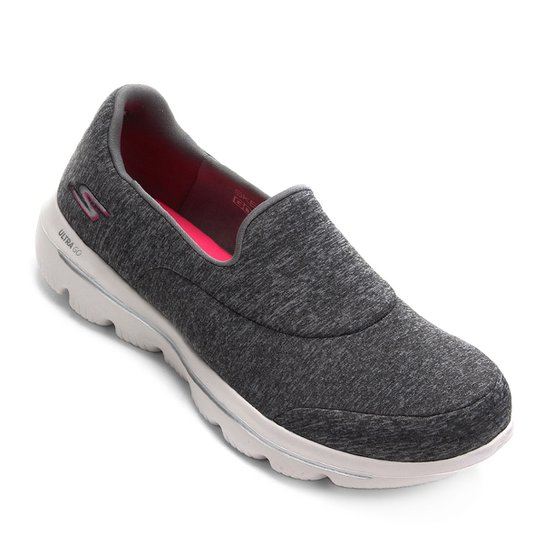 Tênis Skechers Go Walk Evolution Ultra Feminino - Mescla