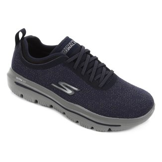 Tênis Skechers Go Walk Evolution Ultra Logic Masculino