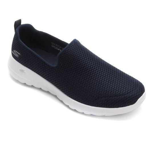 Tênis Skechers Go Walk Joy Feminino - Azul Escuro