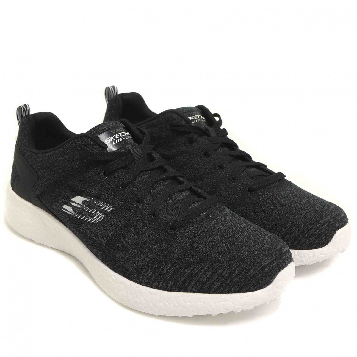 Performance Skechers Skechers Cooled Air Preto Tênis Preto Performance Air Cooled Burst Burst Tênis H0x8Fwnq