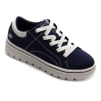 Tênis Skechers Street Cleat Bring It Back Feminino