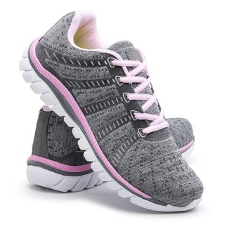Tênis Sneaker  Simon Vergan Caminhada Confort Casual Feminino