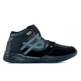 Tênis Têxtil Phibo Pro DWF ALL Black Essencial OÜS