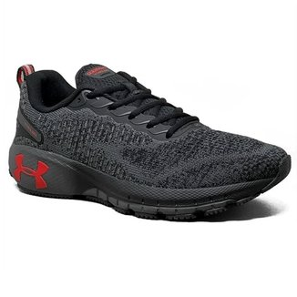 Tênis Under Armour Charged Celerity Masculino Black/Jet Gray/Red 40