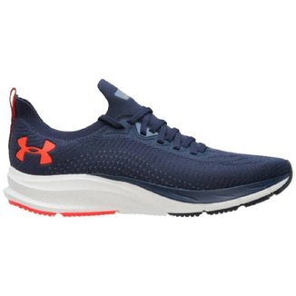 Tênis Under Armour Charged Slight 44 Masculino - Azul escuro
