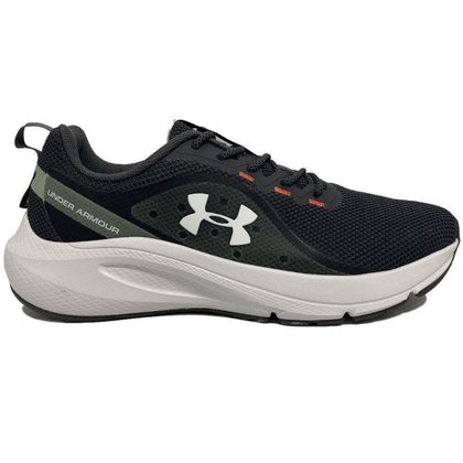 TENIS UNDER ARMOUR CHARGED SUPASS MASCULINO GRAFITE E VERDE 42