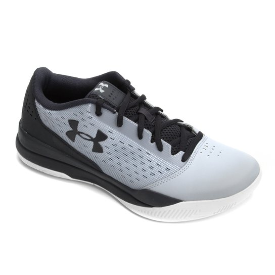 Tênis Under Armour Jet 2017 Low Masculino - Cinza