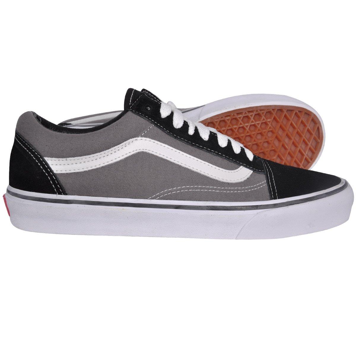 11293a0ef63 Tênis Vans Old Skool Black Pewter - 41 - Compre Agora