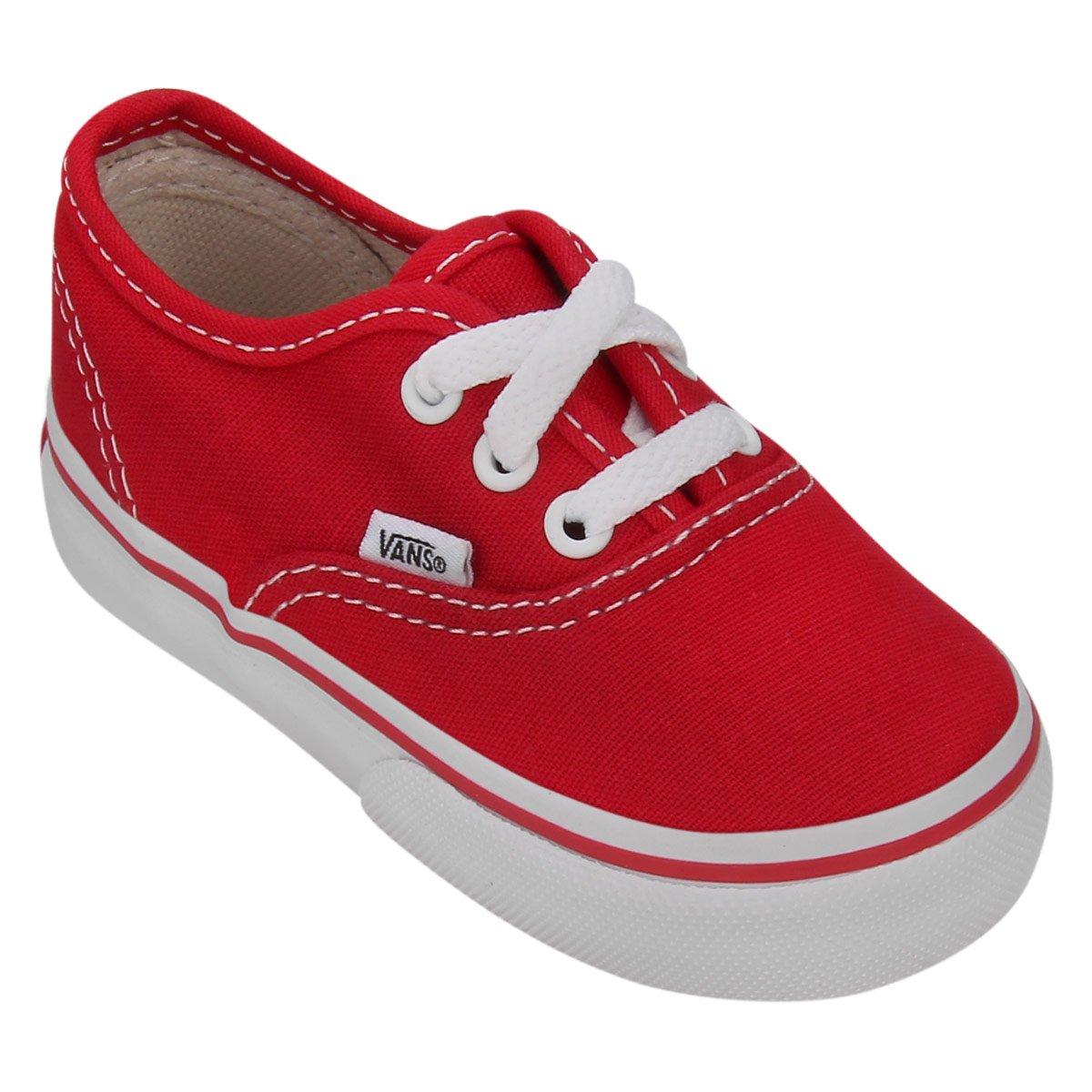 86425439943 Tênis Vans T Authentic Infantil - Compre Agora