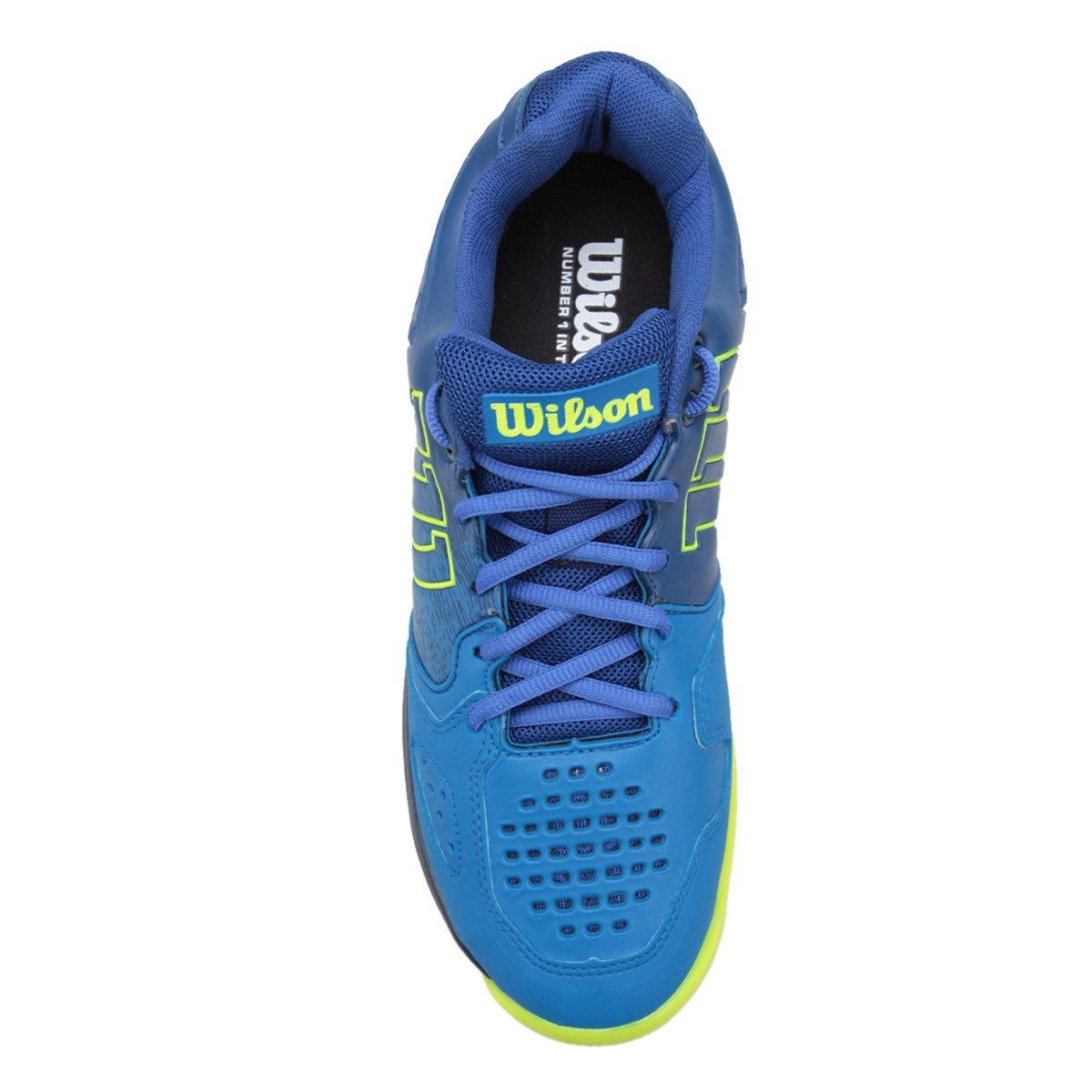 Wilson Masculino Azul K Wilson Energy Tênis K Verde e Tênis e Tênis Energy Masculino Verde Wilson Azul OAScFv