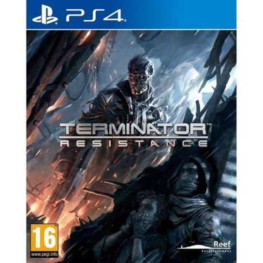 Terminator: Resistance - PS4 - Incolor