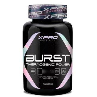 Termogênico Cafeína Burst Power 120 caps - XPRO Nutrition