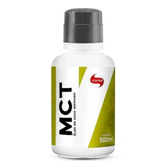 Termogênico MCT 500Ml - Vitafor