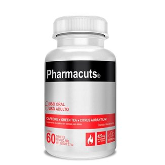 Termogênico Pharmacuts 60 Cápsulas - FitPharma