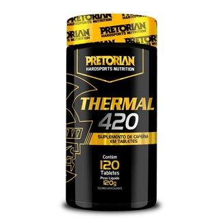 Termogênico Thermal 420 120 Tabs - Pretorian