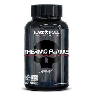 Termogênico Thermo Flame Black Skull - 120 Tabs