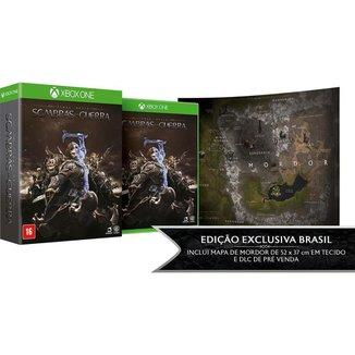 Terra Média Sombras Da Guerra - Edição Limitada - Xbox One