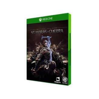 Terra Média Sombras da Guerra para Xbox One