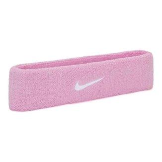 Testeira Nike Swoosh Headband Perfect - Rosa - Nike