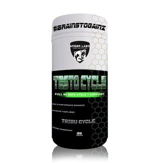 TESTO CYCLE - 120TABS - UNDER LABZ
