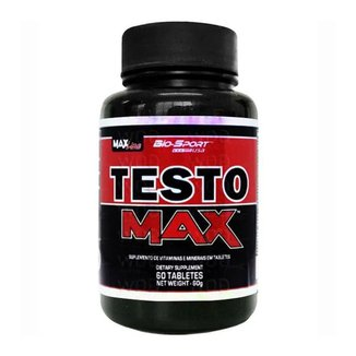 Testo Max PH 60 Tabs Bio Sport