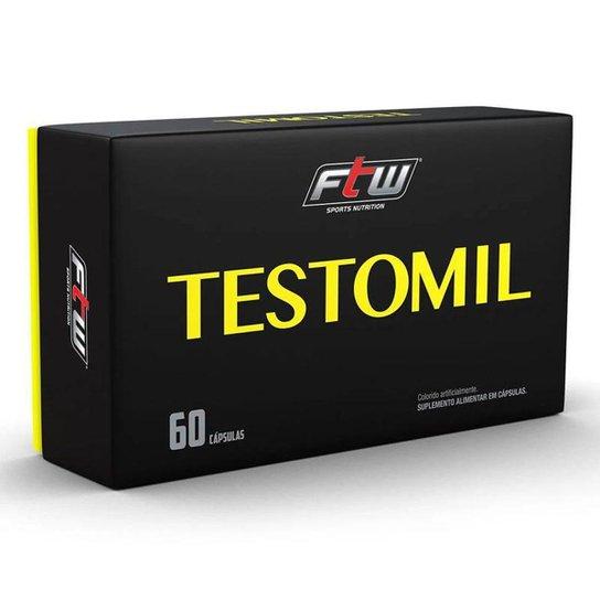Testomil 60 Cáps FTW -