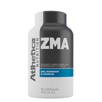 Testosterona ZMA 90 Cáps - Atlhetica Nutrition