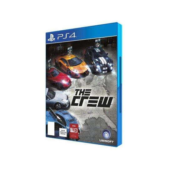 The Crew para PS4 - Incolor