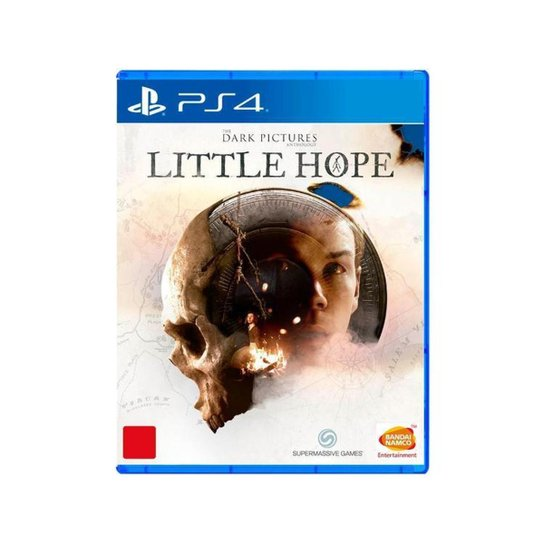 The Dark Pictures Anthology: Little Hope para PS4 - Incolor