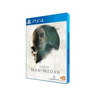 The Dark Pictures Man of Medan para PS4
