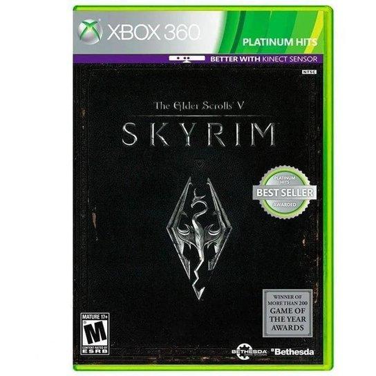 The Elder Scrolls V: Skyrim - Xbox-360 - Incolor