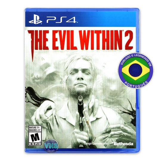 The Evil Within 2 - PS4 - Incolor