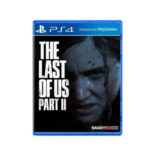 The Last of Us Part II PS4 - Incolor