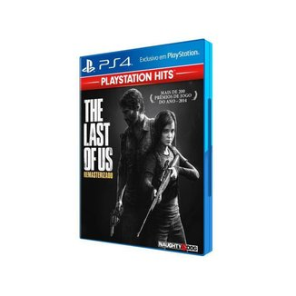 The Last of Us Remasterizado para PS4