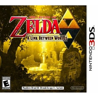 The Legend Of Zelda - A Link Between Worlds - 3Ds