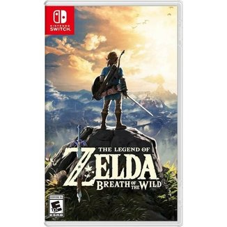 The Legend of Zelda: Breath of the Wild - Nintendo - Nintendo Switch