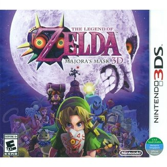 The Legend Of Zelda: Majora 'S Mask 3D - 3Ds