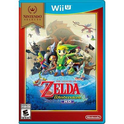 Nintendo Selects: The Legend Of Zelda: The Wind Waker Hd - Wii U Wind Waker É Um Dos Maiores Clássicos Do Nintendo Game...